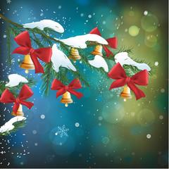 04_Christmas tree branch