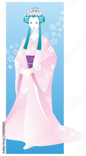 日本のお姫様