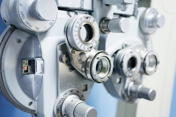 instrument for optometry
