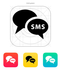 Phone dialogue icon.