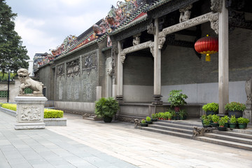 Guangzhou - Ancestral Temple of the Chen Family
