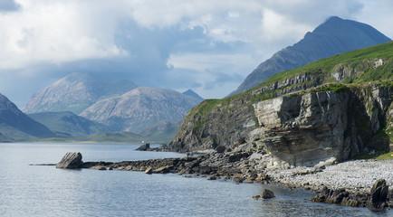 Loch Coruisk, bay
