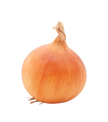 Whole white onion