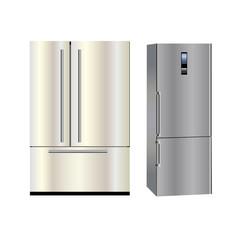 Two fridge