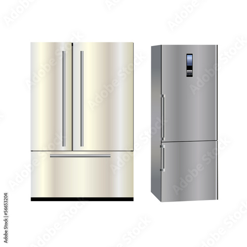 Two fridge