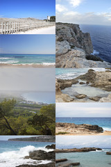 thumbnails of Formentera Balearic Islands