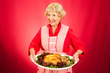 Thanksgiving Dinner with Grandma