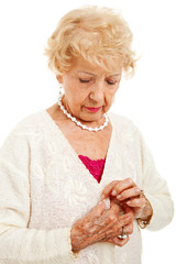 Struggling with Arthritis