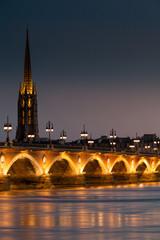 Pont de pierre, Bordeaux 2