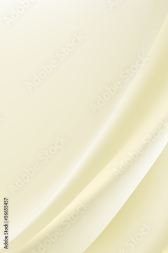 beige silk background with soft folds