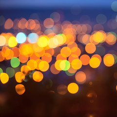 big abstract circular bokeh background