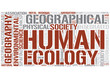 Environmental geography Word Cloud Concept
