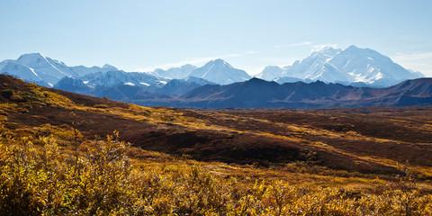 The Alaska Range in Autumn
