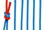 Geschäftsverbindung  Seile