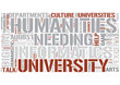 Humanistic informatics Word Cloud Concept