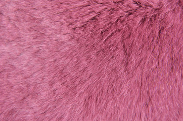 pink fur background