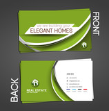 Vector Business Card Set Template