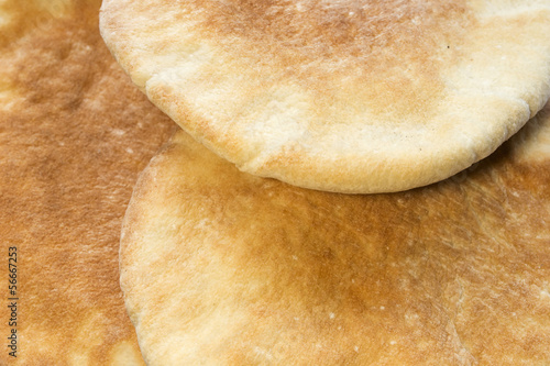 Wheat flatbread