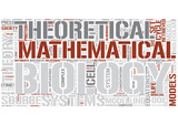 Mathematical biology Word Cloud Concept