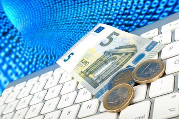 Geldgeschäfte im Internet
