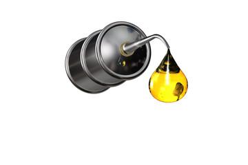 Ölkanne 3 Tropfen