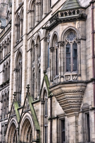 Manchester, England - City Hall