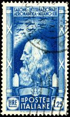 Leonardo da Vinci : Portrait (Italy)