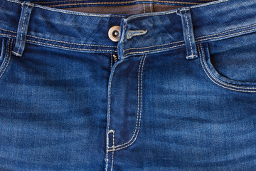 jeans pocket and zipper