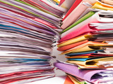 Papierstapel - 56684023
