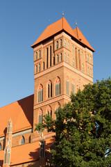 St. James's Church in Torun, Poland.