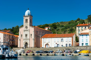 Church Port Vendres