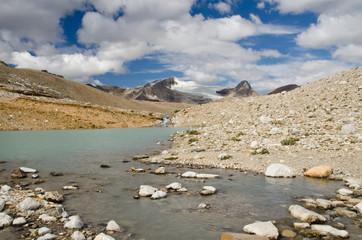 Iceline Trail - Yoho National Park - British Columbia - Canada