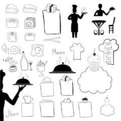 Cafe symbols