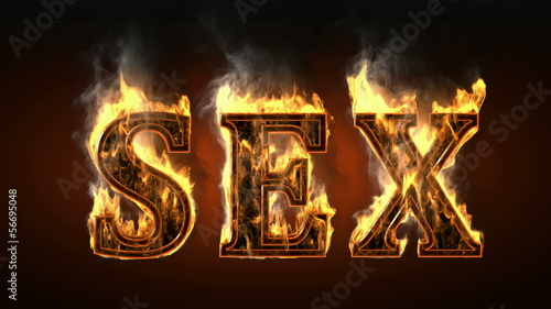 sex with fire and smoke