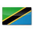 Flagge Tansania