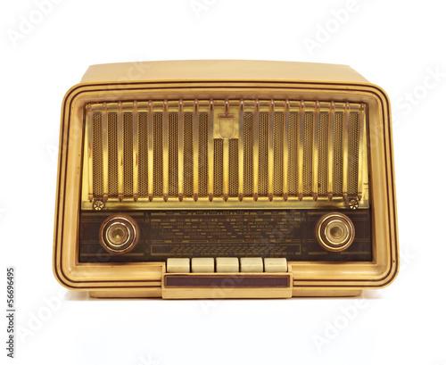 Retro Radio - 56696495