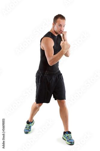 Sport Karate Kampfsport