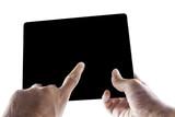 Black tablet