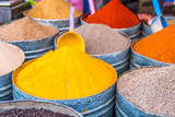 Obraz na płótnie Moroccan spices