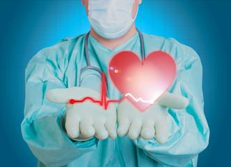 Herz medizin Arzt Krankenhaus