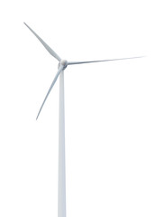 Contains the paths of the wind turbine
