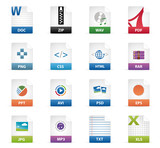 Filetyp Icons