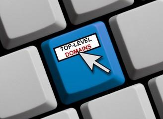 Top-Level-Domains - Jetzt neue Adressen sichern