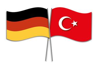 Flaggen der Freundschaft, Icon