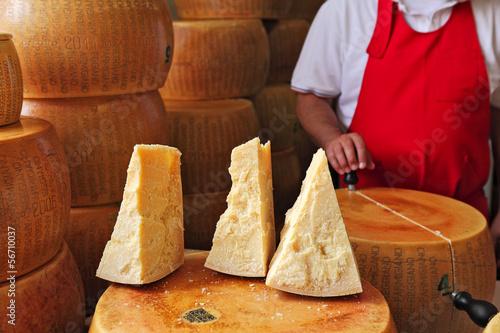 Parmesan cheese. - 56710037
