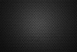 Black iron speaker grill texture. Industrial background - 56716066