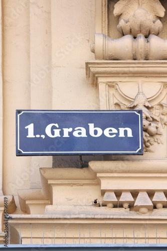 Graben, Vienna - famous street