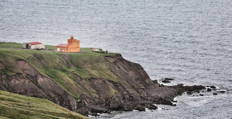 Icelandic Lighthouse, Saudanes