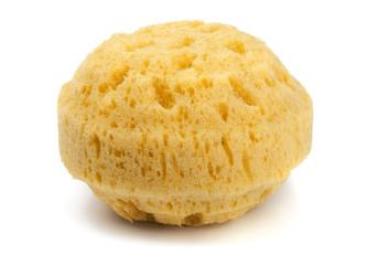 Natural bath sponge