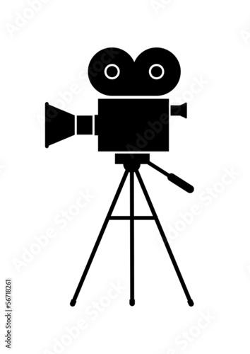 Movie camera - 56718261